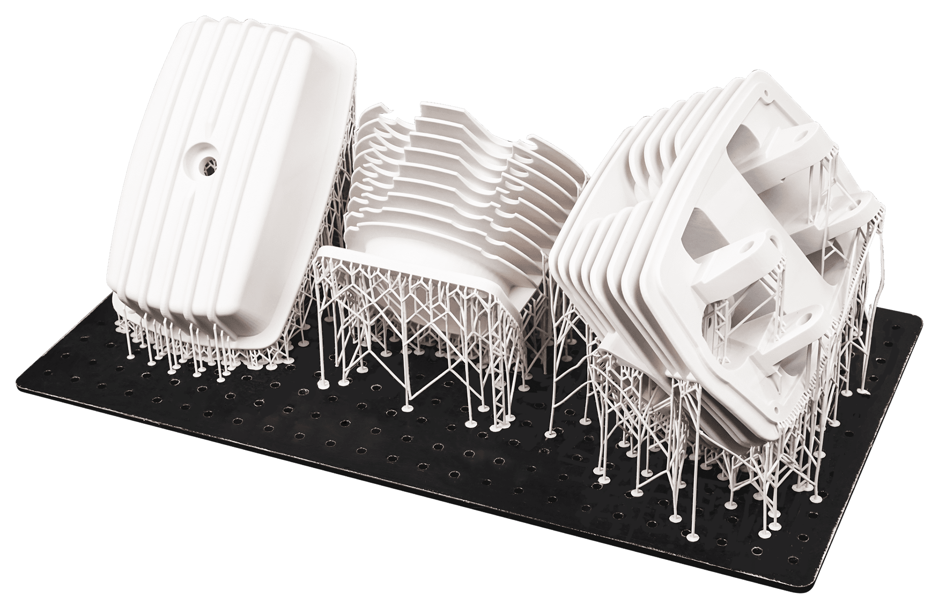 3D-Druck mit Support Material